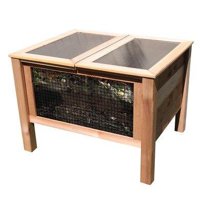13.5 cu. ft. Solar Assist Composter by Gronomics