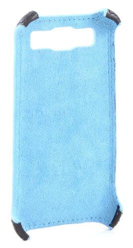 PIQUADRO CUSTODIA PORTA CELLULARE BLUE SQUARE AC2971B2 DISEGNO ITALIANO