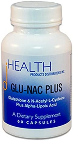 GLU-NAC Plus 60 Caps