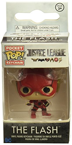 Chaveiro Funko Pop! Dc Justice League - The Flash