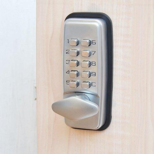 how to change code on schlage keyless door lock