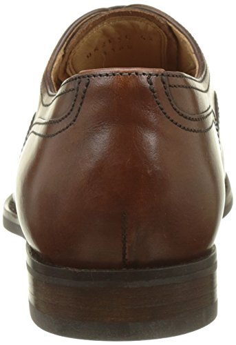 C Cognac Uomo Geox Hampstead Oxfords U Marrone qW0nPSza