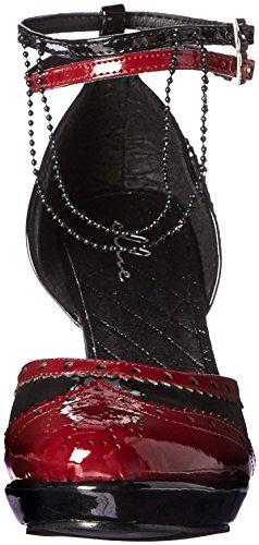 Ellie Shoes Womens 414-vampyress Pump Bordeauxrood
