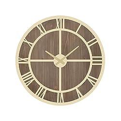 AR Lighting Charlevoix Wall Clock