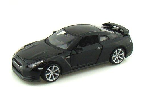 2009 Nissan GT-R 1/24 Black