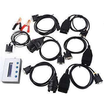 Uniqus 10 in 1 Service Light & Airbag Reset Tool