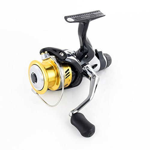 Rear Drag Reel - Shimano Sahara 1000 R, Rear Drag Spinning Fishing Reel, SH1000R
