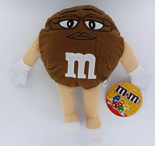 """M&M's 14"""" Plush Doll: Brown M&M for sale  Delivered anywhere in USA"""