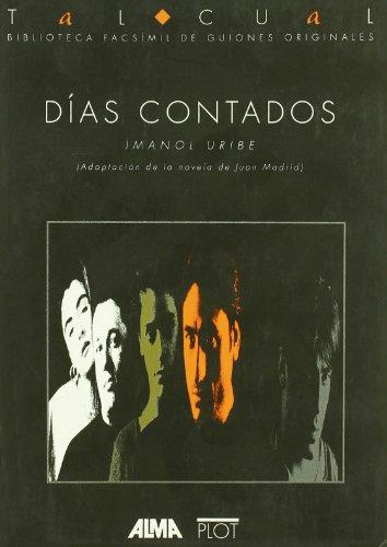 Descargar Libro Días Contados Imanol Uribe