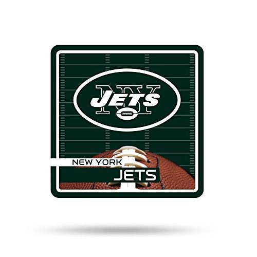 NFL New York Jets Wooden 3D Magnet