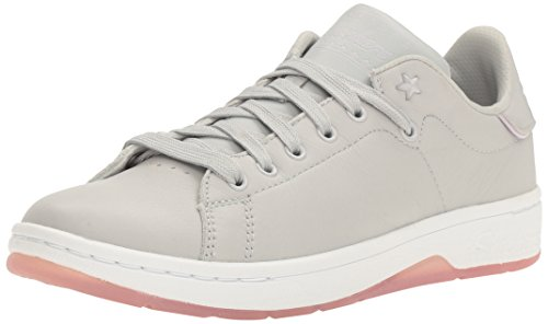 Skechers Street Womens Alpha Lite-cool Kid Fashion Sneaker Grijs / Lavendel