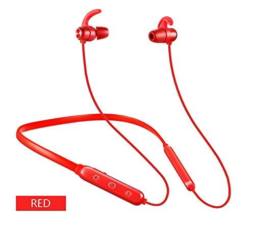4D Bluetooth Earphone Built-in Mic Wireless Lightweight Neckband Sport Headphone Earbuds Stereo auriculares for