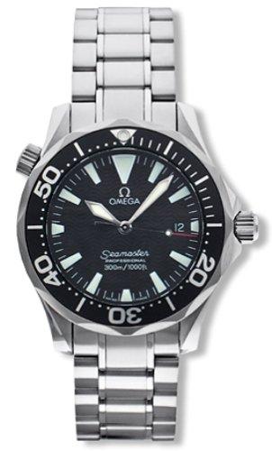 Omega de hombre 2262.50.00 Seamaster 300 m reloj de cuarzo: Omega: Amazon.es: Relojes