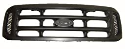 OE Replacement Ford Super Duty Grille Assembly (Partslink Number FO1200362)