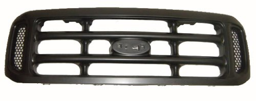 F450 Super Duty Grille Assembly - OE Replacement Ford Super Duty Grille Assembly (Partslink Number FO1200362)