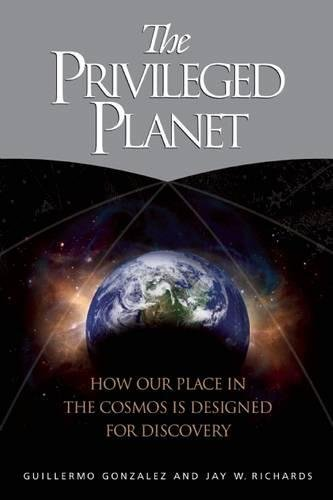 The Favoured Planet: How Our Place in the Cosmos Is Designed for Discovery
