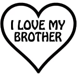 Best BROTHER In Vinyls - I Heart My Brother, In A Heart Review