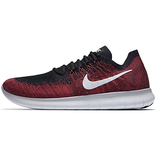 RN Men's Shoe Pure Flyknit Nike Platinum 2017 Black Running Free dTg7gw6qE