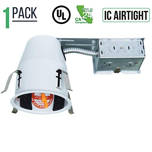 Lighting Recessed Ic Non Standard - Four-Bros Lighting RM4/LED 4