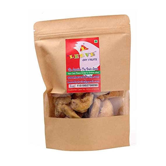 Leeve Dry Fruits Dried Guava Slice, 400g