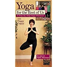 Peggy Cappy: More Yoga for the Rest of Us