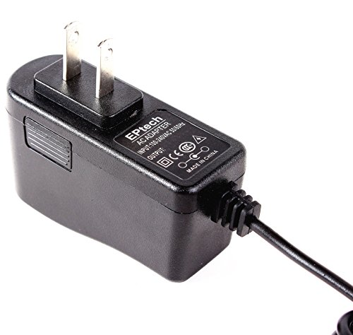 EPtech (6.5Ft Extra Long) AC / DC Adapter For Doctor Who Tardis USB Hub Charger Power Supply Cord