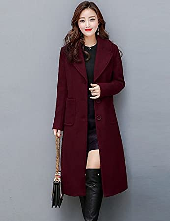 003f5288eb6d5 PU PU Women s Plus Size Going out Street chic Sophisticated Fall Winter Coat