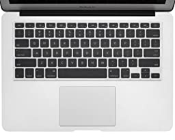 Kuzy - Transparent-CLEAR Keyboard Cover for MacBook Pro 13\