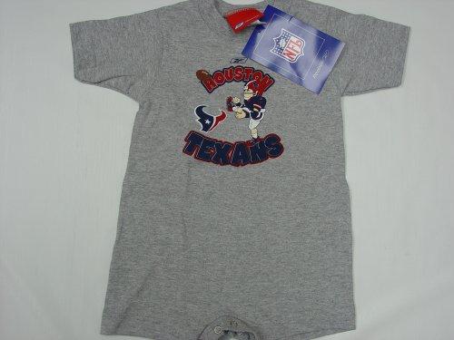 Reebok Infants Nfl Creeper - Houston Texans NFL Baby/Infant Onesie/Creeper 18 months #1, 24 months