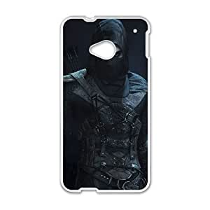 Thief HTC One M7 Cell Phone Case White Tribute gift pxr006-3922253