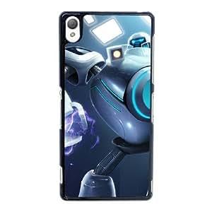 Sony Xperia Z3 Cell Phone Case Black League of Legends Blitzcrank YT3RN2583568
