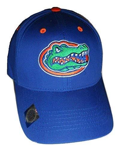 Florida Gators Adjustable Logo Cap - Choose Your Color (Royal) ()