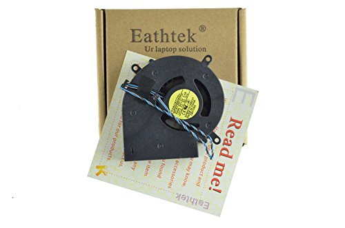 Eathtek New Laptop CPU Cooling Fan for Intel Mac Mini 2.26 2.53 2.66 GHz A1283, Compatible with part numbers 922-8804 607-3319 DFS451512MC0T 040709A (Note:The part# may be different) (Cooling Fan For Mac Mini compare prices)