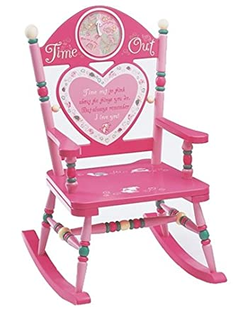 lion head rocking chair with arms amazoncom wildkin royal princess rocking chair toys games