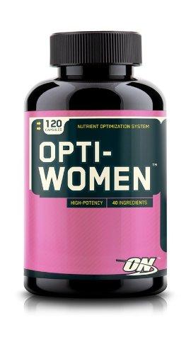 Optimum Nutrition Opti-femmes, Multivitamines femmes, 120 Capsules