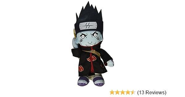 10 GE Animation GE-8975 Naruto Shippuden Zetsu Stuffed Plush