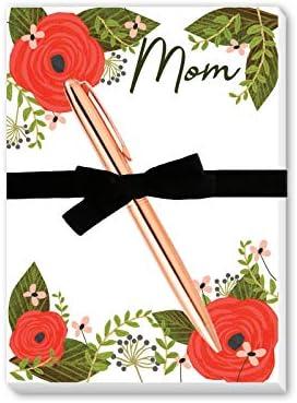 Amazon.com: Juego de regalo para mamá con lazo y bolígrafo y ...