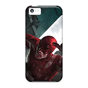 Protection Case For Iphone 5c / Case Cover For Iphone(daredevil I4)