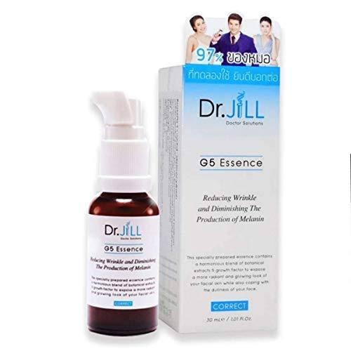 Dr.jill G5 Essence Cream Serum Reducing Wrinkle Anti-aging Moisturizing Skin 30ml