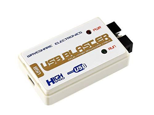 pzsmocn Programmers/Debugger / – USB Blaster V2 (USB Blaster Download Cable), This is Designed for ALTERA FPGA, CPLD, Active Serial Configuration Devices and Enhanced Configuration Devices.