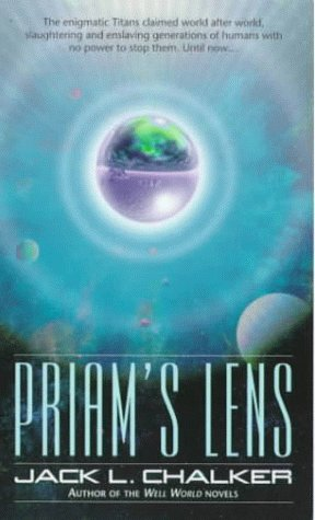 book cover of Priam\'s Lens