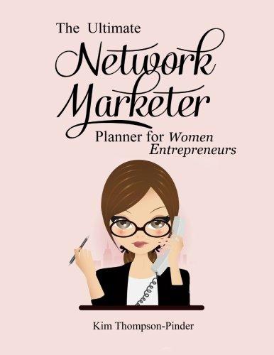 Ultimate Network Marketer Planner Entrepreneurs product image