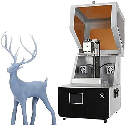 Z.L.FFLZ Impresora 3D Impresora LCD 3D Innovación ensamblada Gran ...