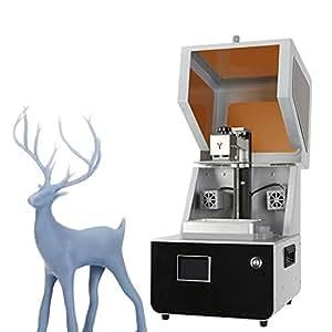 C.W.EURJ Impresora LCD 3D Innovación ensamblada Gran Pantalla ...