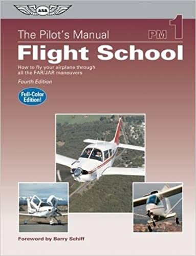 The Pilot's Manual: Flight School: How to Fly Your Airplane