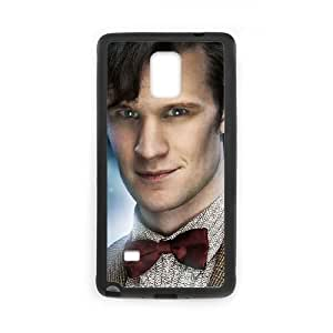 Doctor Who Samsung Galaxy Note 4 Cell Phone Case Black KUM