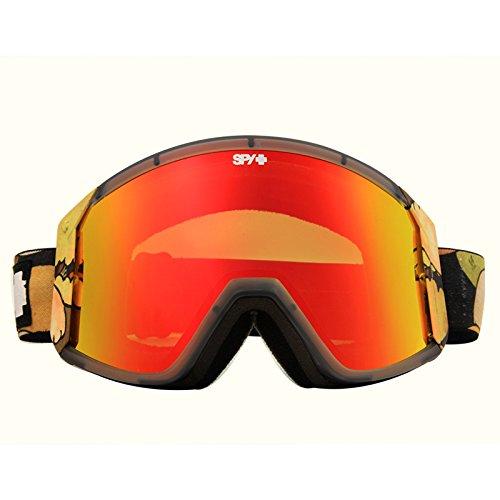 Spy Raider Masque de Ski Marron - Espion/Travis Millard