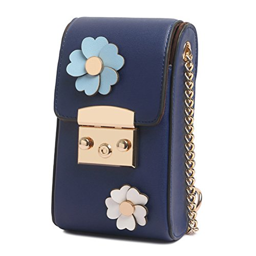 Bag Bag Phone Donalworld Retro Pt4 Small Crossbody PU Leather qxE6PnO06w