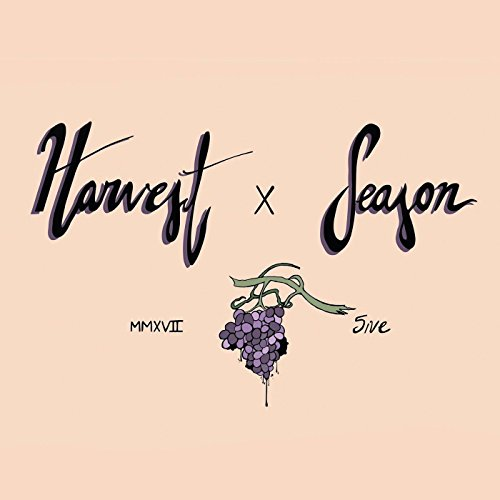 5ive - Harvest Season Mmxvii 2017