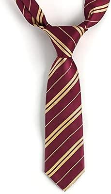 Scotamalone Wizard School Tie Fancy Dress Halloween Costume Tie for 7 years old and up